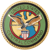 United States Central Command Badge