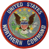 UNITED STATES NORTHERN COMMAND PATCH
