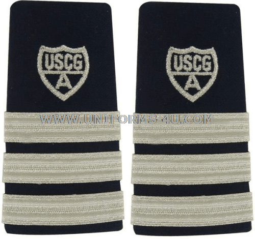 Dcdr Home: USCG AUXILIARY ENHANCED SHOULDER BOARDS DIVISION COMMANDER