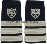 USCG AUXILIARY ENHANCED SHOULDER BOARDS DIVISION COMMANDER (DCDR)