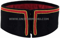 MARINE CORPS COLLAR FOR MALE OFFICERS' DRESS UNIFORM