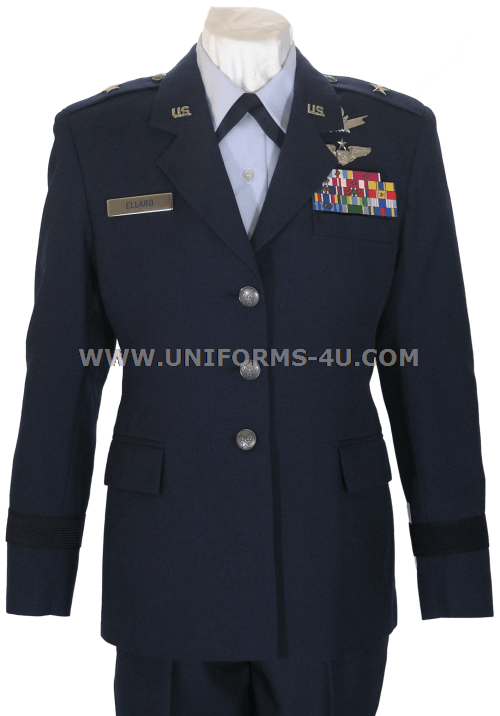 Us Air Force Female Overblouse Long Sleeve