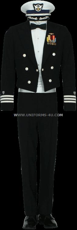 USCG AUXILIARY DINNER DRESS BLUE JACKET