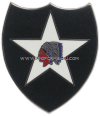 U.S. Army CSIB, 2nd Infantry Division
