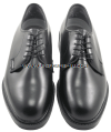 u.s. military black leather Oxford shoes
