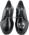 u.s. military poromeric corfam gloss dress oxford shoes