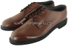 us navy brown leather oxford shoes