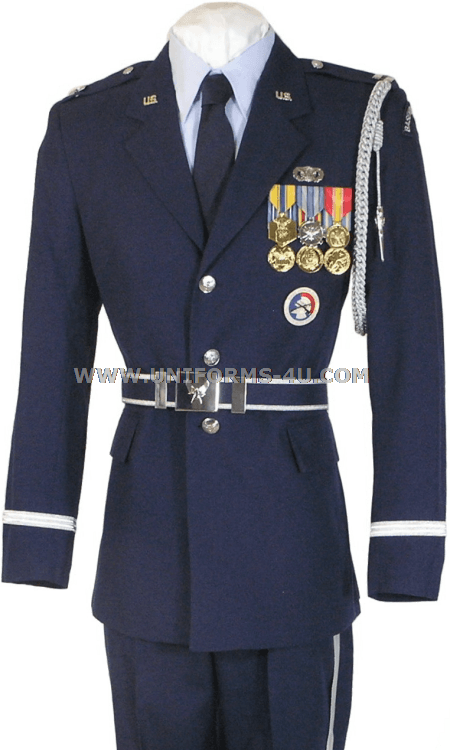 Honor Guard Uniform 32