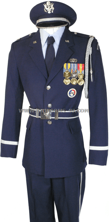 Usaf New Uniform 8