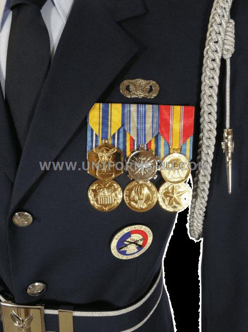 4a2f38c301bbc USAF HONOR GUARD OFFICER UNIFORM