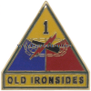 us army csib 1st armored division