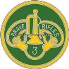 U.S. Army CSIB, 3rd Cavalry Regiment
