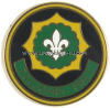 U.S. ARMY CSIB, 2ND CAVALRY REGIMENT
