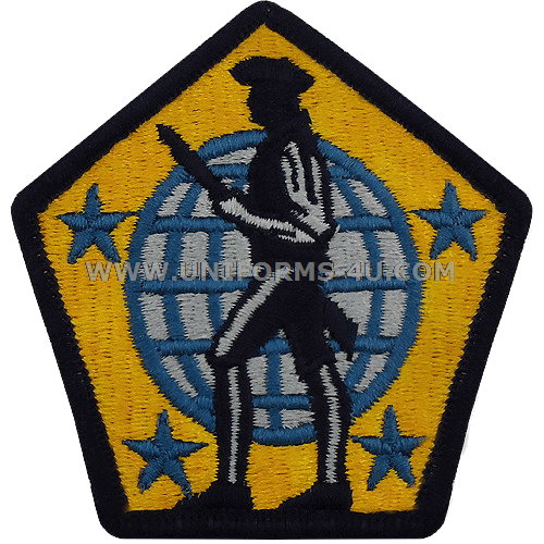 ARMY HUMAN RESOURCES COMMAND FULL COLOR PATCH