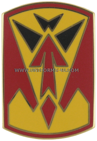 U.S. ARMY 35TH AIR DEFENSE ARTILLERY BRIGADE CSIB