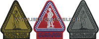 Army national guard recruiting and retention acu patch