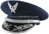 usaf general honor guard hat