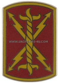 U.S. ARMY CSIB, 17TH FIELD ARTILLERY BRIGADE