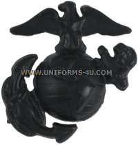 USMC SUBDUED ENLISTED CAP DEVICE