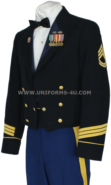 Marine enlisted uniforms