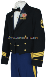 US ARMY ENLISTED BLUE MESS DRESS UNIFORM