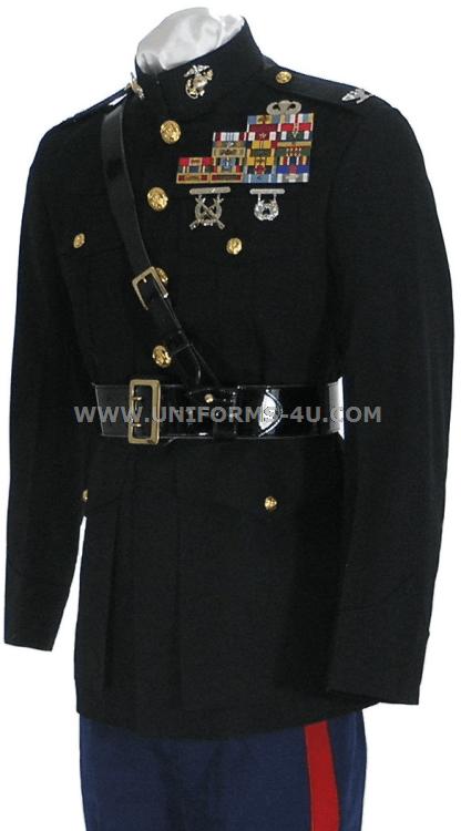 Marine In Dress Uniform 14