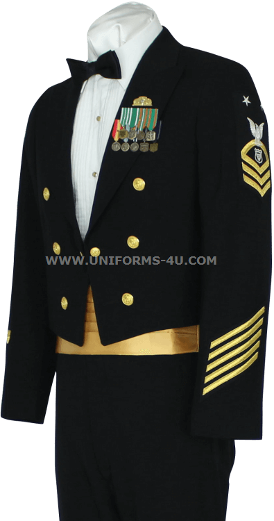 30f451547e USCG DINNER DRESS BLUE JACKET