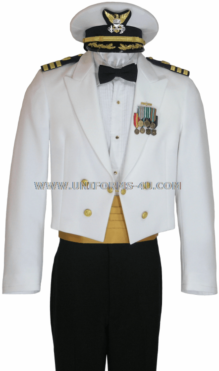 Coast Guard Dress White Uniform us Coast Guard Dinner Dress