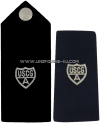 COAST GUARD AUXILIARY MEMBER HARD/ENHANCED SHOULDER BOARDS
