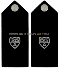 USCG Auxiliary hard shoulder boards Member