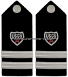 USCG AUXILIARY HARD SHOULDER BOARDS ASSISTANT DISTRICT STAFF OFFICER (ADSO) - DCO AIDE (D-AD)