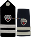 COAST GUARD AUXILIARY ASSISTANT DISTRICT STAFF OFFICER HARD/ENHANCED SHOULDER BOARDS