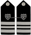 USCG AUXILIARY HARD SHOULDER BOARDS DIVISION VICE COMMANDER (VCDR)