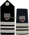 COAST GUARD AUXILIARY DISTRICT STAFF OFFICER HARD/ENHANCED SHOULDER BOARDS