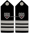 USCG AUXILIARY HARD SHOULDER BOARDS DISTRICT STAFF OFFICER (DSO)