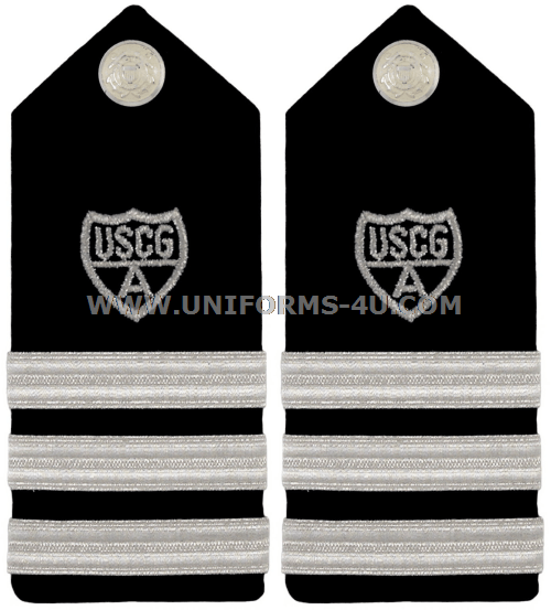 Dcdr Home: USCG AUXILIARY HARD SHOULDER BOARDS DIVISION COMMANDER (DCDR