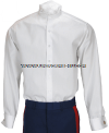 usmc white dress shirt
