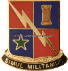 U.S. ARMY SPECIAL TROOPS BATTALION, 1ST SBCT, 1ST ARMORED DIVISION UNIT CREST