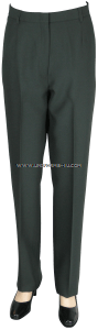 US ARMY WOMEN CLASS A ENLISTED GREEN SLACKS