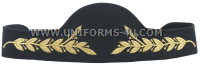 U.S. ARMY FEMALE FIELD GRADE / GENERAL OFFICER HATBAND