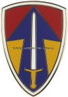 U.S. ARMY CSIB, 2 FIELD FORCE, VIETNAM