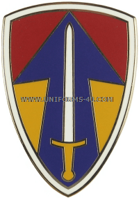 U.S. ARMY CSIB, II FIELD FORCE, VIETNAM