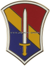 U.S. ARMY CSIB, I FIELD FORCE, VIETNAM