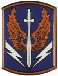 U S  ARMY CSIB 449TH THEATER AVIATION BRIGADE