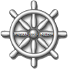 uscg quartermaster (qm) black rating badge