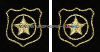 U.S. NAVY CWO MASTER-AT-ARMS (MA) SLEEVE DEVICE