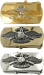 US Navy Fleet Marine Force Belt Buckle