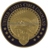 UNITED STATES CYBER COMMAND BADGE
