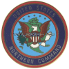 UNITED STATES NORTHERN COMMAND BADGE