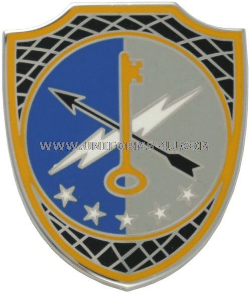 US ARMY CSIB 780TH MILITARY INTELLIGENCE BRIGADE